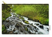 Spring Cascades Carry-all Pouch
