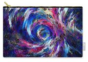 Spring Caught In The Maelstrom Carry-all Pouch