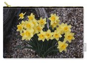 Spring Cheerleaders - Daffodils Carry-all Pouch
