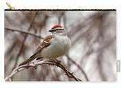 Spring Chipping Sparrow Carry-all Pouch