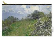 Spring Carry-all Pouch by Claude Monet