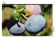 Spring - Colors - Blueberries Carry-all Pouch