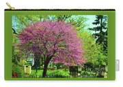 Spring Contrasts At Joslyn Castle Omaha Carry-all Pouch