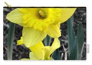 Spring Daffodil Carry-all Pouch