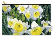 Spring- Daffodils Carry-all Pouch