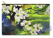 Spring Dogwoods Carry-all Pouch