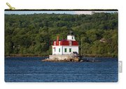 Spring Evening At Esopus Lighthouse Carry-all Pouch