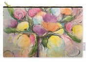 Spring Fling Flowers In A Vase Carry-all Pouch