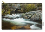 Spring Flow At Eagle Creek Carry-all Pouch