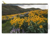 Balsamroot Explosion In Boise Idaho Usa Carry-all Pouch