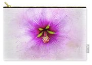Spring Flower Frill Carry-all Pouch