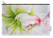 Spring Flower Macro Carry-all Pouch