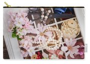 Spring Flowers Box Carry-all Pouch