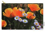 Spring Flowers In Payson Arizona Carry-all Pouch