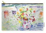 Spring Flowers On The Island Carry-all Pouch