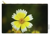 Spring Flowers Shell Road Carry-all Pouch