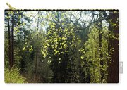 Spring Foliage Carry-all Pouch