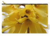Spring Forsythia Blossoms Carry-all Pouch