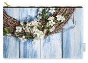 Spring Garland Carry-all Pouch