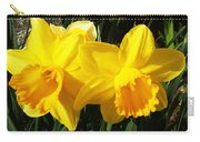 Spring Gold Carry-all Pouch