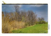 Spring Grass Carry-all Pouch