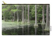 Spring Green In Cypress Swamp Carry-all Pouch