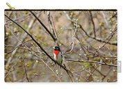 Spring Grosbeak Carry-all Pouch