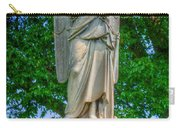 Spring Grove Angel Statue Carry-all Pouch