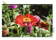 Spring Has Sprung Carry-all Pouch by Valeria Donaldson