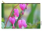 Spring Hearts - Flowers Carry-all Pouch