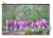 Spring Hearts Carry-all Pouch