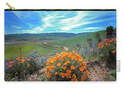 Spring Hilltop View Carry-all Pouch