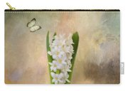 Spring Hyacinth Carry-all Pouch
