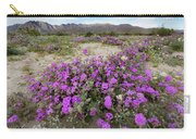 Spring In Anza  Carry-all Pouch