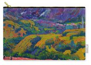 Spring In Bergell Carry-all Pouch
