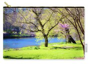 Spring In Bloom Carry-all Pouch