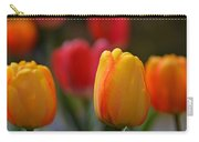 Spring In Colors Carry-all Pouch