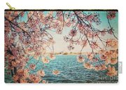 Spring In Dc Carry-all Pouch