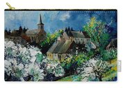 Spring In Fays Famenne Carry-all Pouch