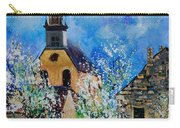 Spring In Foy Notre Dame Dinant Carry-all Pouch