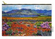 Spring In Namaqualand Carry-all Pouch