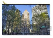 Spring In Philadelphia - Rittenhouse Square Carry-all Pouch