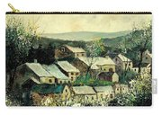 Spring In The Ardennes Belgium Carry-all Pouch