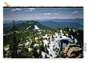 Spring In The Cascades Carry-all Pouch