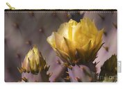 Spring In The Desert Carry-all Pouch