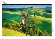 Spring In The Field 1 Carry-all Pouch
