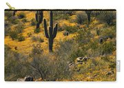 Spring In The Sonoran Desert  Carry-all Pouch