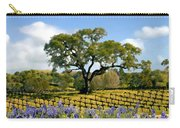 Spring In The Vineyard Carry-all Pouch