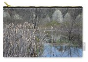 Spring In The Wetlands Carry-all Pouch