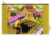 Spring In Townville Carry-all Pouch